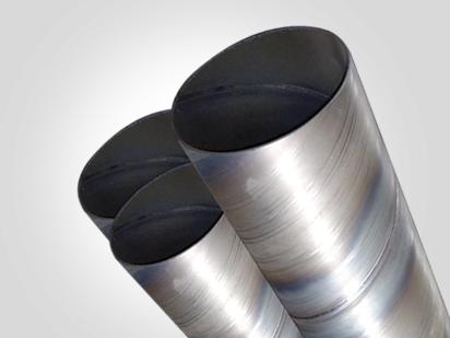 Spiral Kaynaklı Çelik Boruları || Şapcıoğlu Sondaj Boru